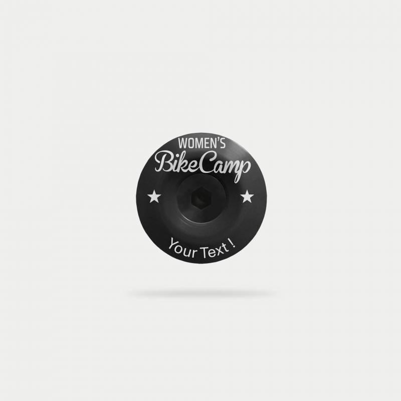 women´s-bikecamp-topcap, schwarz
