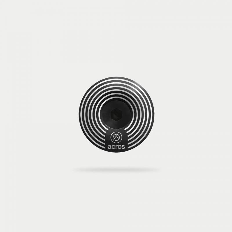 circles-topcap, schwarz, ohne individuellem Text